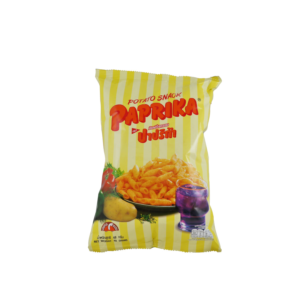 Paprika Fried Potato Snack 72g/pack