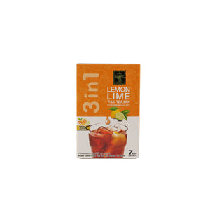 Ranong Tea Thai Tea Lemon Lime Mix 7x25g/pack