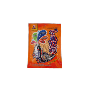 Taro Fish Snack BBQ 52g/pack
