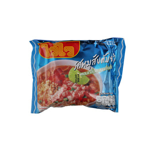 Wai Wai Minced Pork Tom Yum 30x60g/pack