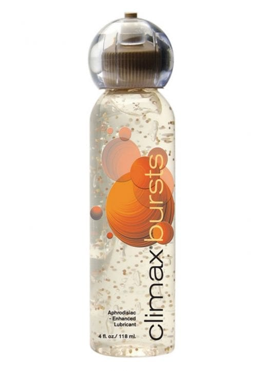 Climax Bursts - Aphrodisiac Enhanced Water Based Lubricant