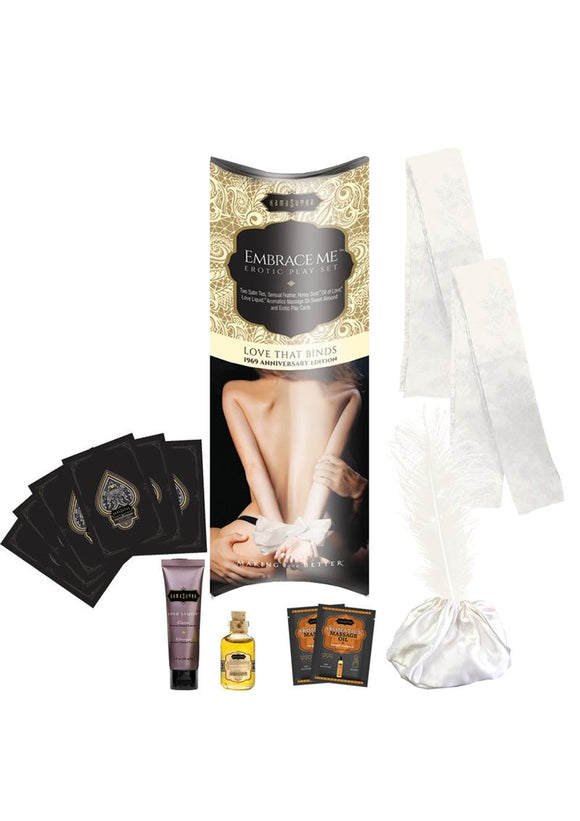 Kama Sutra - Erotic Play Set Embrace Me Limited Edition #3