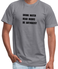 Load image into Gallery viewer, Be Antiracist Unisex Jersey T-Shirt