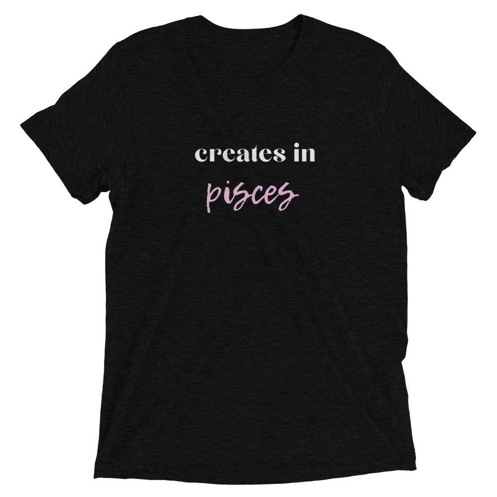Creates in Pisces Short sleeve t-shirt