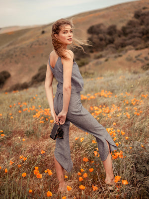Bottoms Petra Hemp Pants - VALANI sustainable, vegan, ethical women's clothing