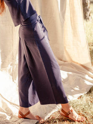Bottoms Phalla Tencel Pants - VALANI sustainable, vegan, ethical women's clothing