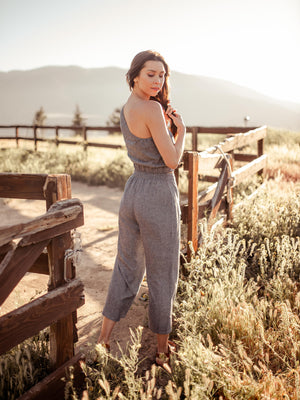 Bottoms Kosal Hemp Pants - VALANI sustainable, vegan, ethical women's clothing