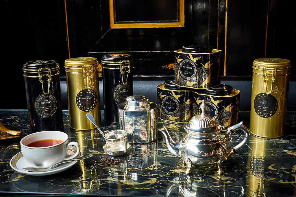 Canton Tea at The Wolseley