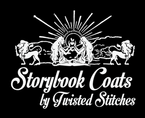 Twisted Stitches Storybook Coats in NZ