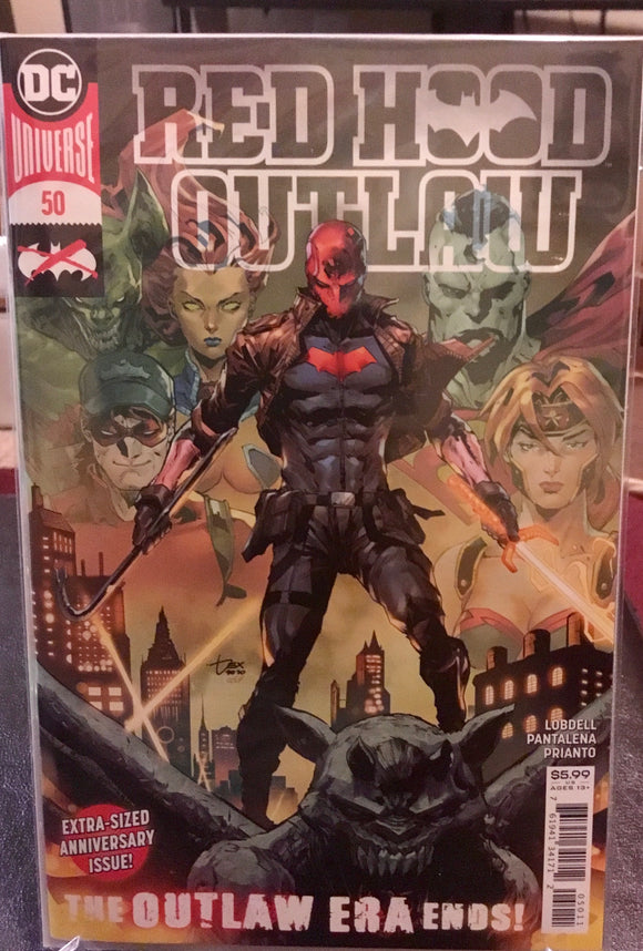 Red Hood Outlaw #50