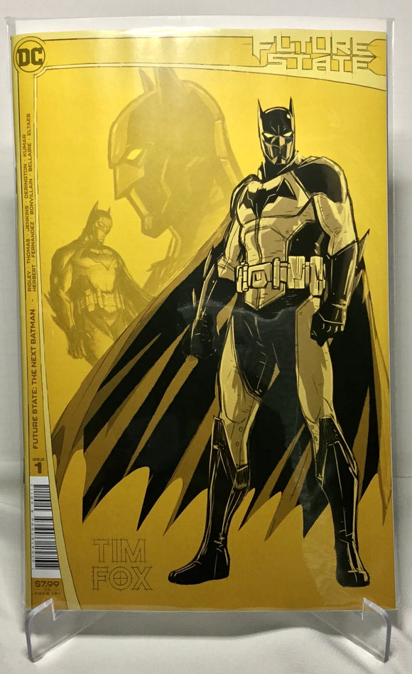 Future State: The Next Batman #1 2nd Print