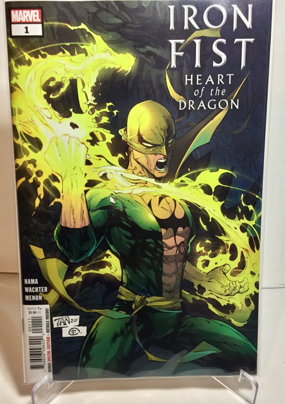 Iron Fist: Heart of the Dragon