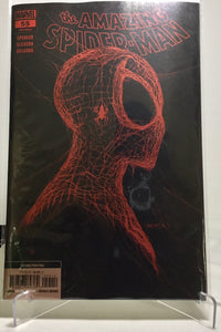 The Amazing Spider-Man 55 2nd Print