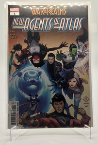 War of the Realms: Agents of Atlas #1