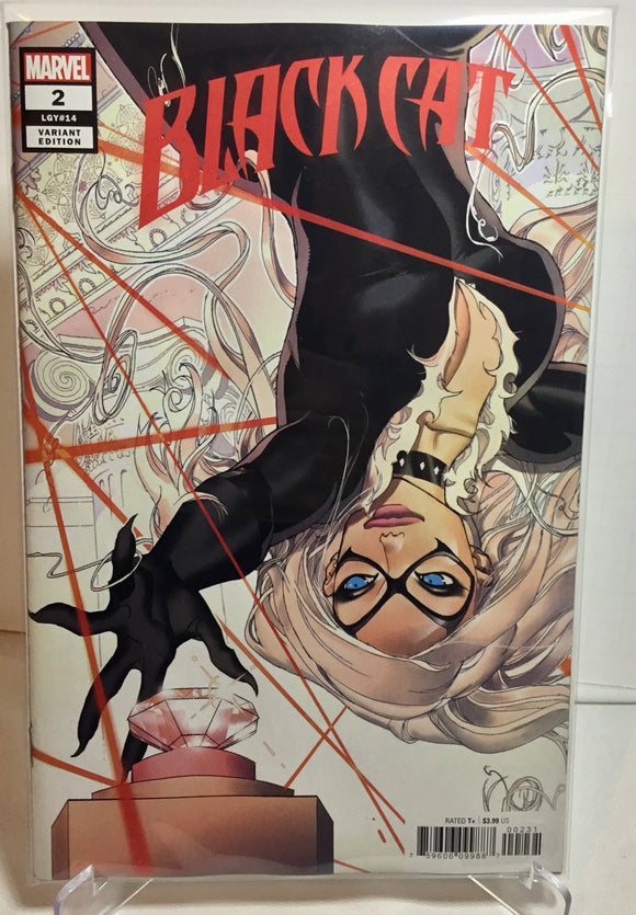 Black Cat #2 Variant
