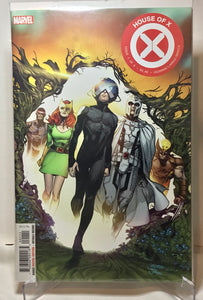House Of X #1 Cover A
