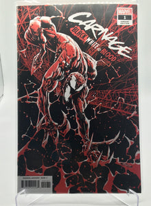 Carnage: Black, White, and Blood Ryan Ottley Variant