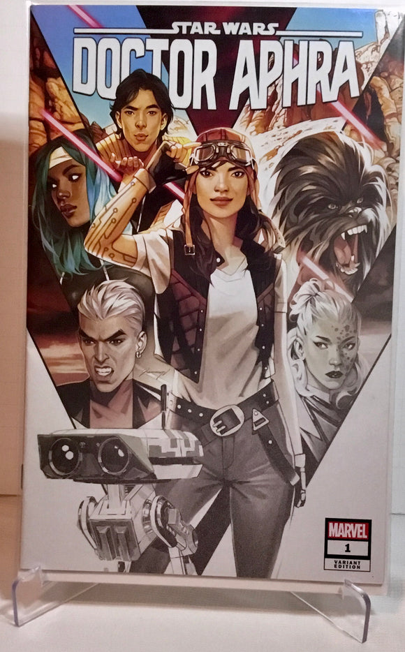 Star Wars: Doctor Aphra #1 Retail Variant