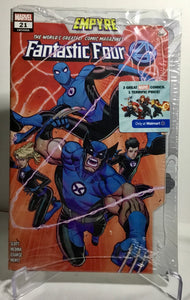 Fantastic Four #21 Walmart Pack