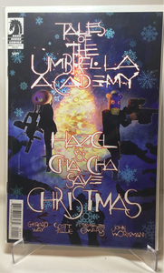 Tales Of The Umbrella Academy: Hazel & Cha cha save Christmas