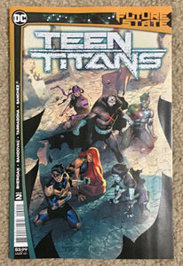 Future State Teen Titans #2