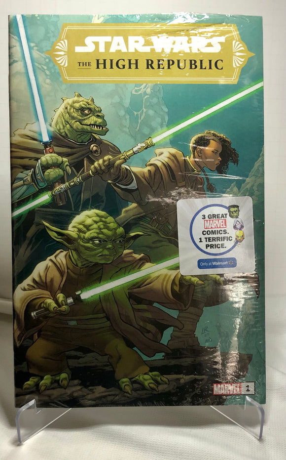Star Wars The High  Republic #1 Walmart Exclusive Variant