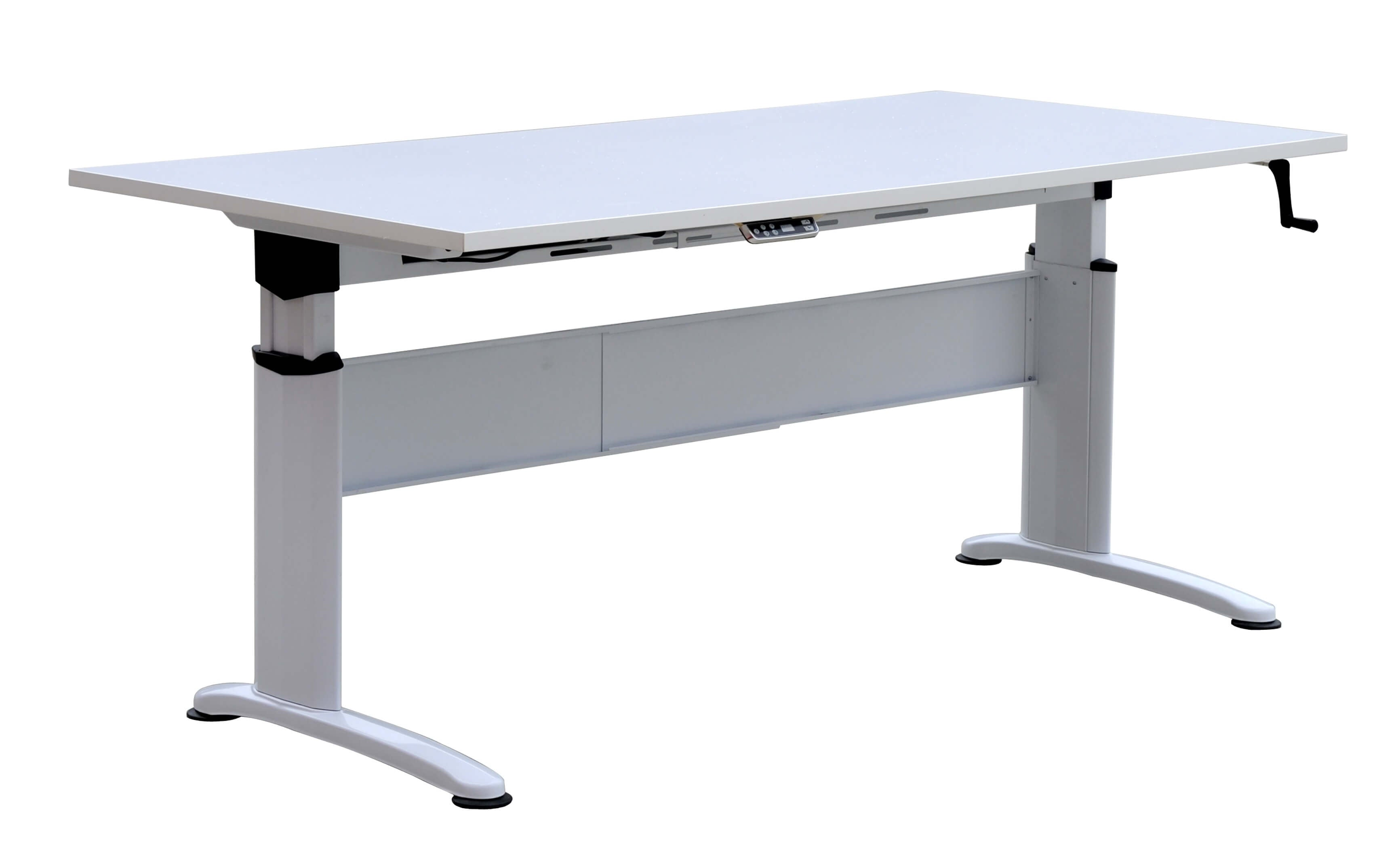 Auto Height Adjustable Desk For Home Or Office - KiPP