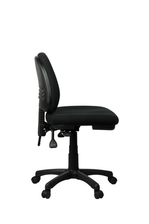 Ergonomic Classic Home or Office Task Chair - Medium Level Back - KiPP