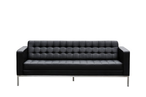 Classic Como Leather Lounge Sofa - KiPP