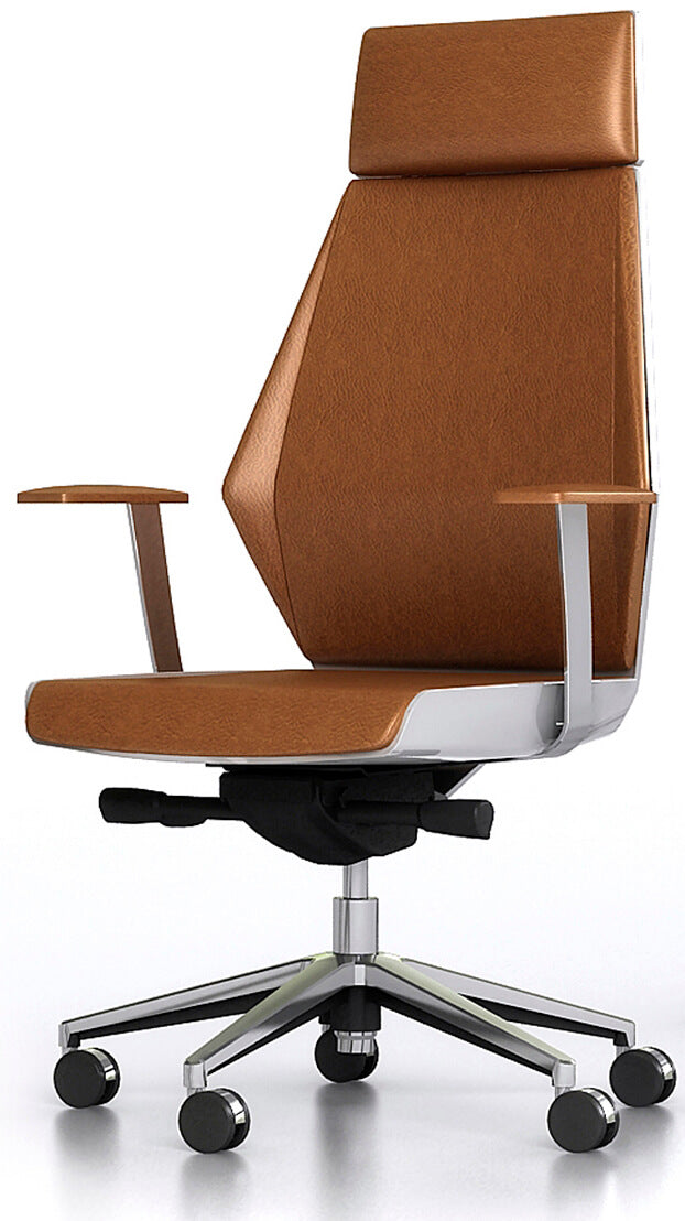 Evolution™ Executive Leather Chair - KiPP