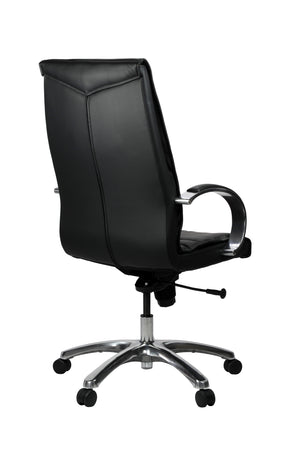 Franklin Leather Chair - High Support Back - KiPP