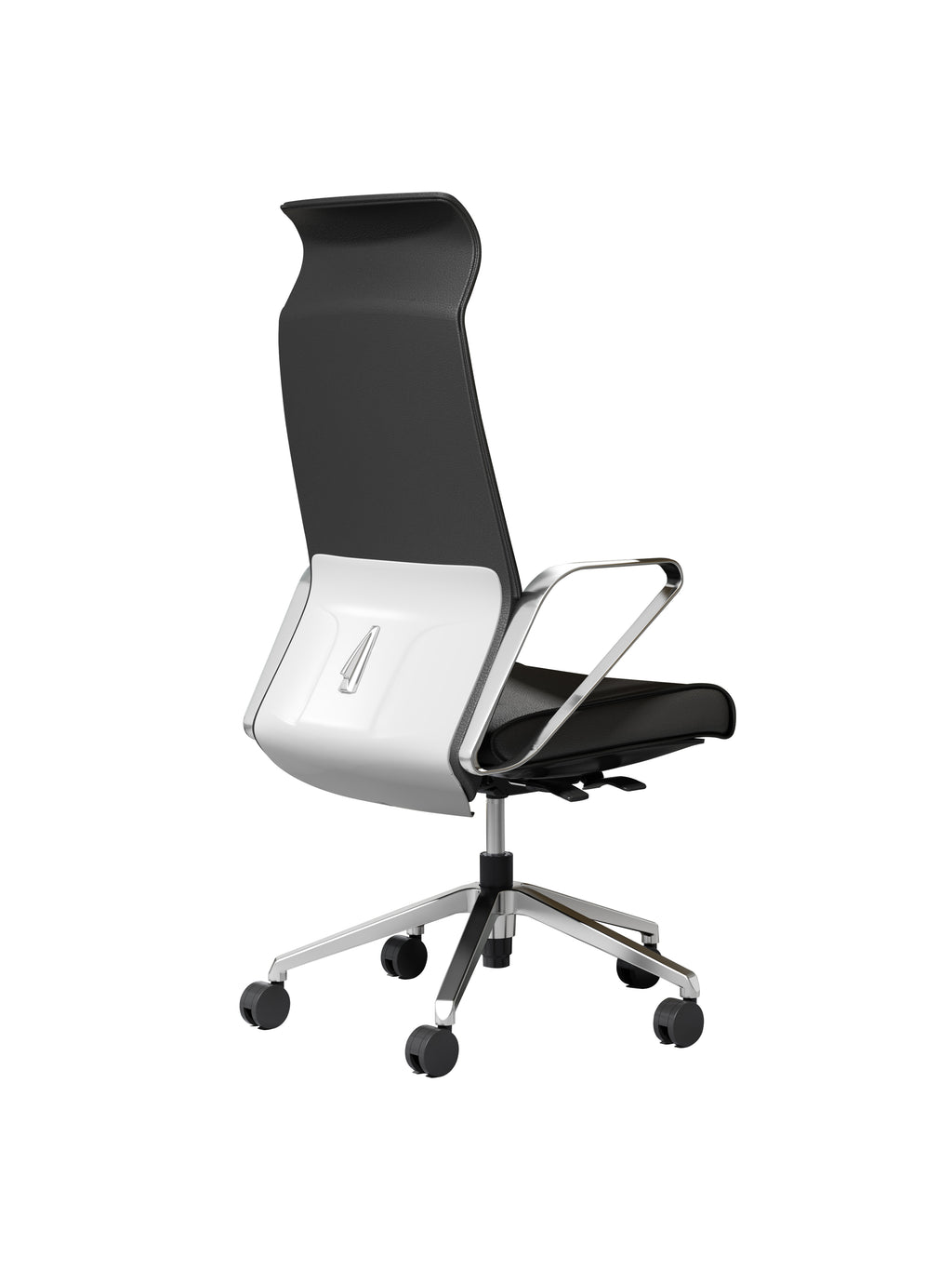 Dustin™ Leather Chair - High Back Support - KiPP