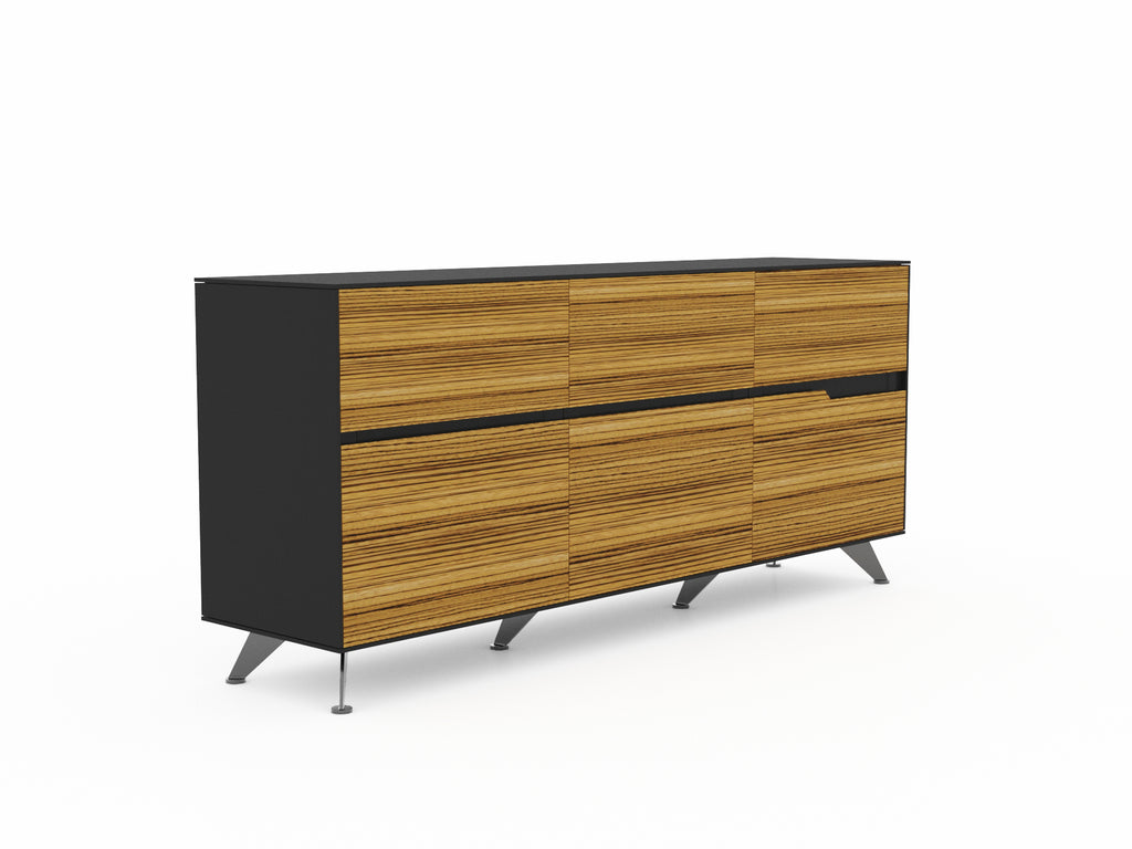 Novara™ Buffet 6 Drawers Storage Cabinet - KiPP