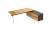 Novara™ Executive Desk With Return - KiPP