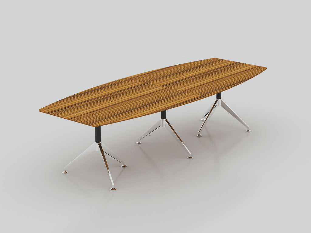 Novara™ Boardroom Long Table For Office or Home - KiPP