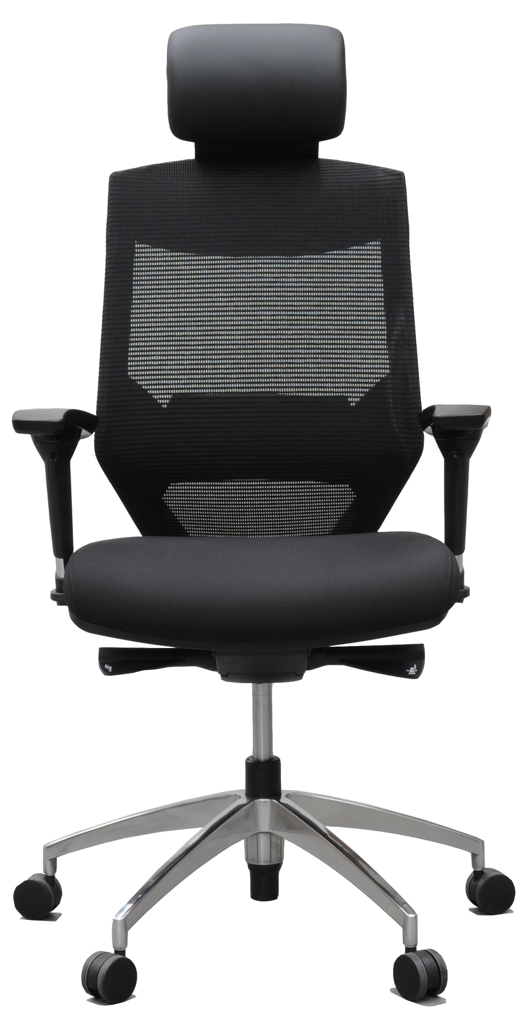 Vogue™ Ergonomic Mesh Back Chair - High Back Support - KiPP