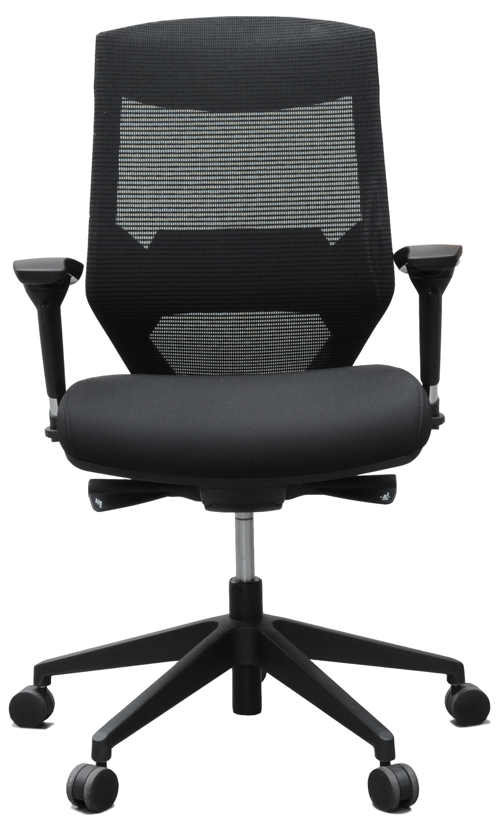 Vogue™ Ergonomic Mesh Back Chair - Medium Back Support - KiPP