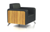 Novara™ Sofa Chair - 1 or 2 Seater - KiPP