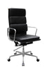 Manta™ Executive Home Or Office Leather Chair - High Back - KiPP