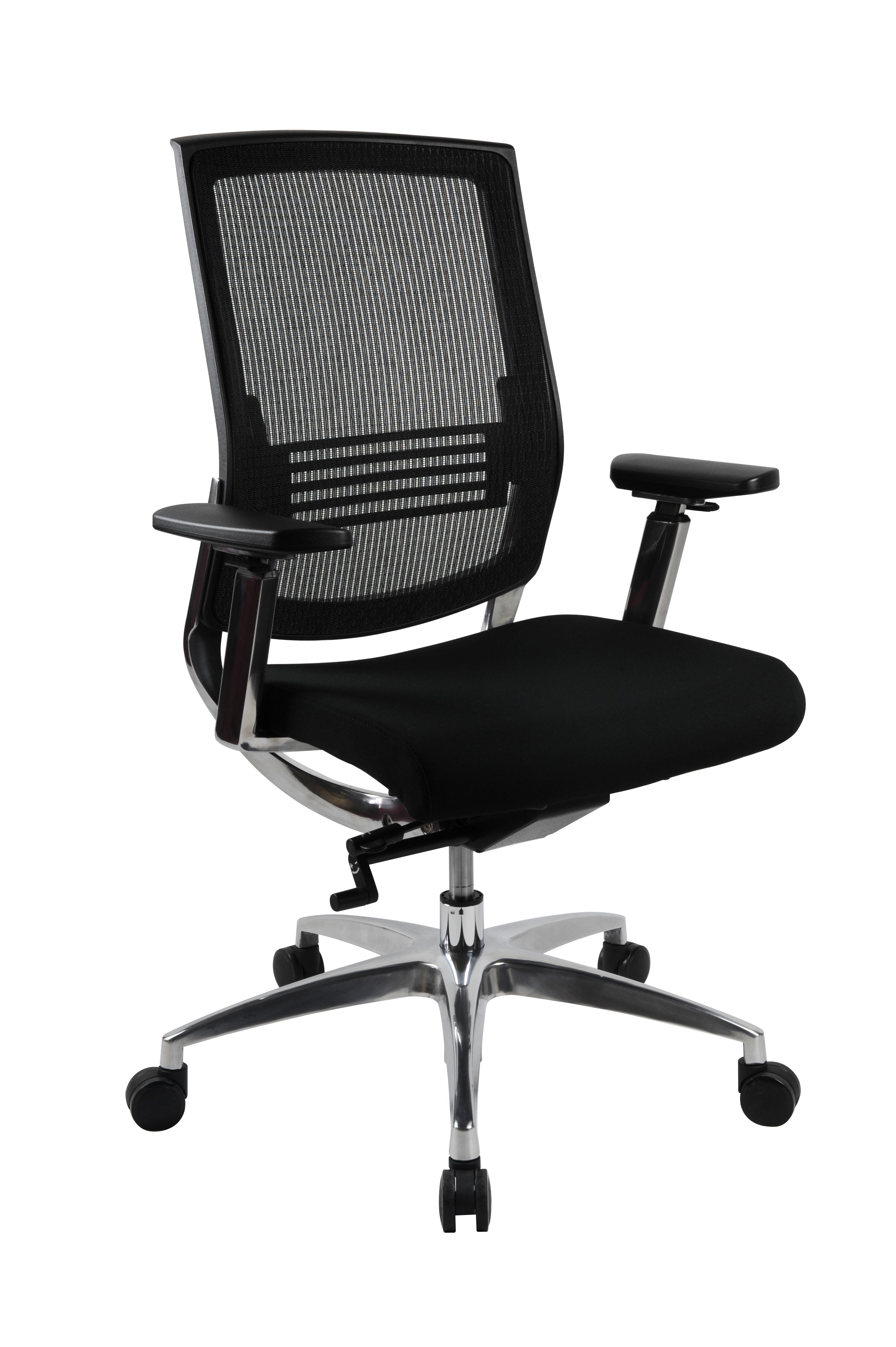 Focus Mesh Chair - Medium Back - KiPP
