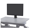 WorkFit™ Single LD Monitor Mount Kit - KiPP
