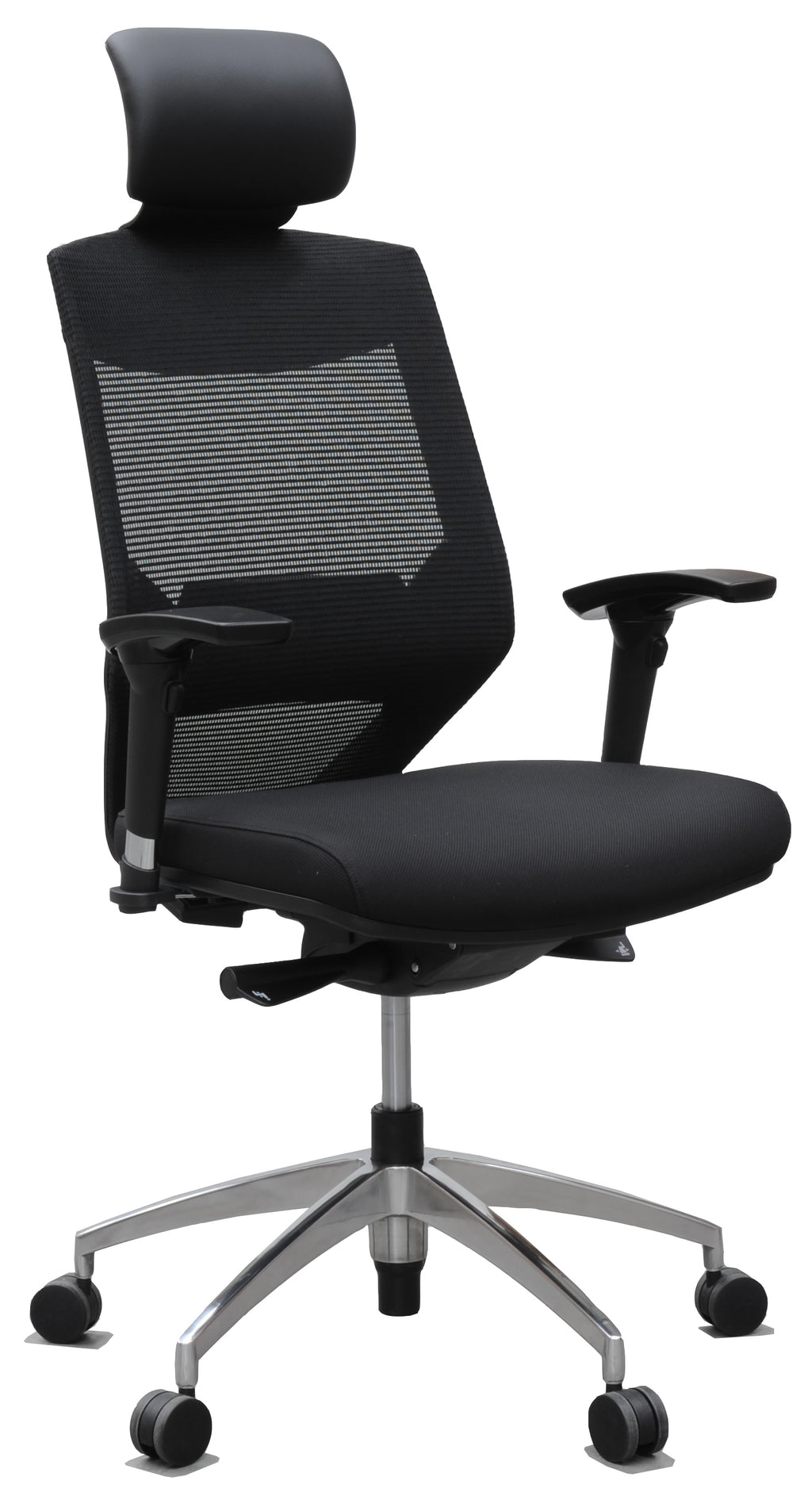 Vogue™ Ergonomic Mesh Back Chair - High Back Support(HA) - KiPP