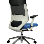 Vogue™ Ergonomic Mesh Back Chair - Medium Back Support(MA) - KiPP