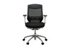 Vogue™ Ergonomic Mesh Back Chair - White Frame Medium - KiPP