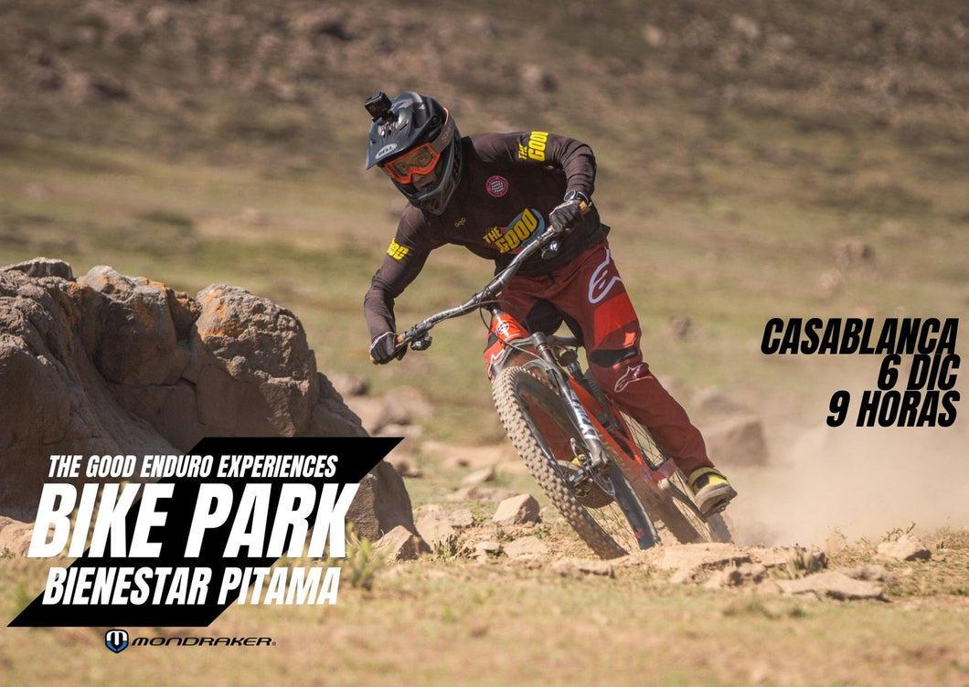 The Good Enduro Experiences | BIKEPARK Bienestar Pitama 6 Diciembre