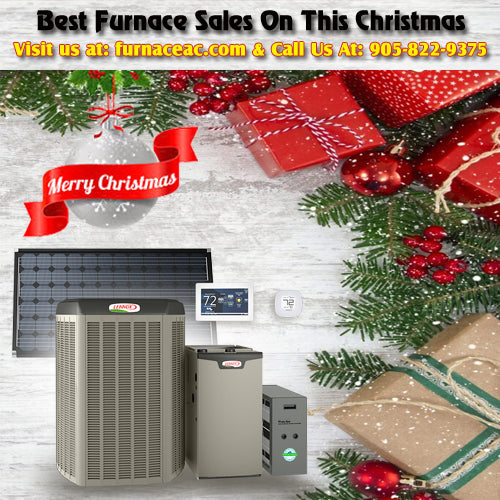 Best Furnace Sales On This Christmas