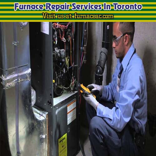Furnace Repair Service in Toronto