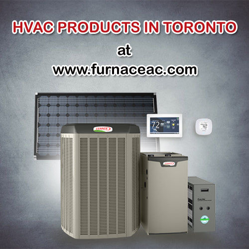 Best HVAC Products in Toronto
