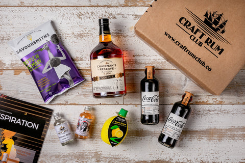 Witch Kings Rum x Craft Rum Club - March 2021