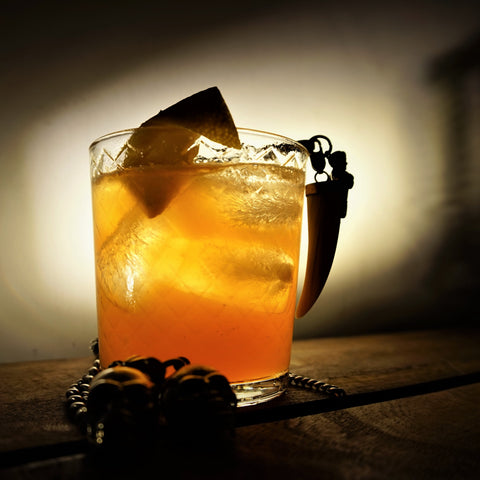 """Witch Kings Rum x Craft Rum Club - """"Blazing Wreck"""" Cocktail"""